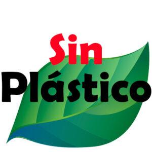 Logo de papel higiénico sin plástico